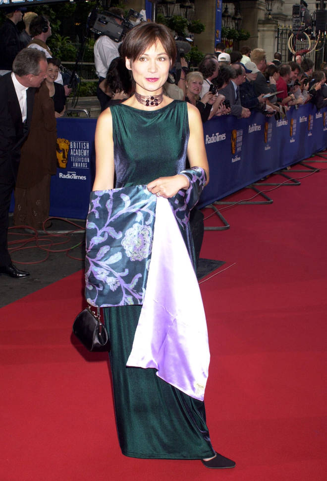 Leah Bracknell played Zoe Tate in Emmerdale