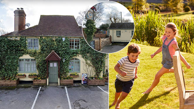 Children are no longer allowed in The Compass Inn
