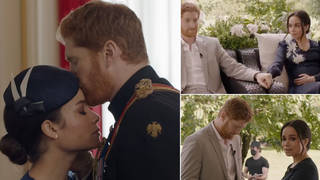 The trailer for the new Harry and Meghan movie has been released