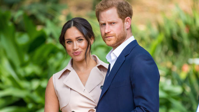 Meghan and Harry's life has been made into a film