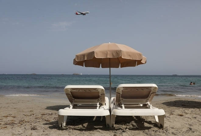 Reports have suggested that Ibiza could be added to the green list today