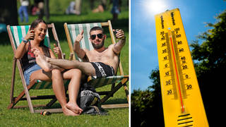 Looks like warmer weather is finally on the way... (stock image)