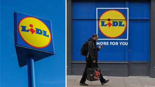 Lidl has announced plans to open hundreds of new stores by the end of 22