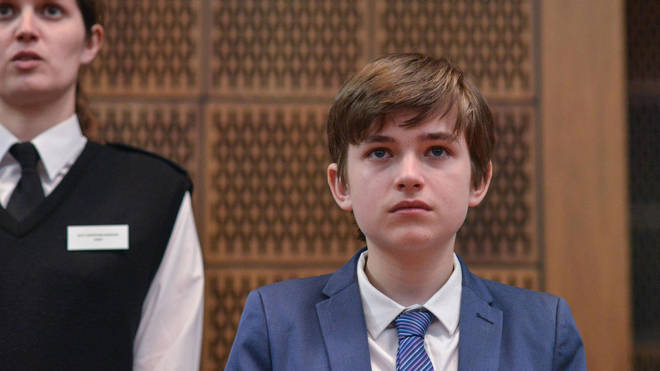 Eliot Carrington played Bobby Beale in 2014