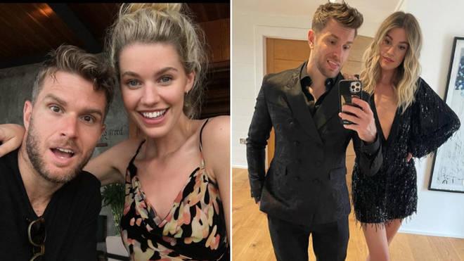 Joel Dommett and Hannah Cooper got married in 2019
