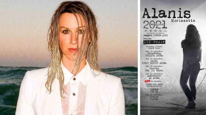 Don't miss Alanis Morissette as she celebrates 25 years of Jagged Little Pill