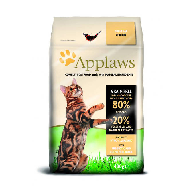 The Applaws products being recalled are those with best before dates with the site code GB218E5009