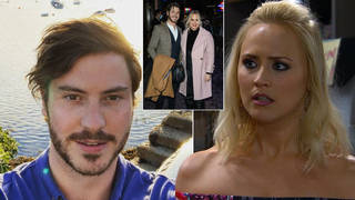 EastEnders' Toby-Alexander Smith is in a relationship with Emmerdale's Amy Walsh