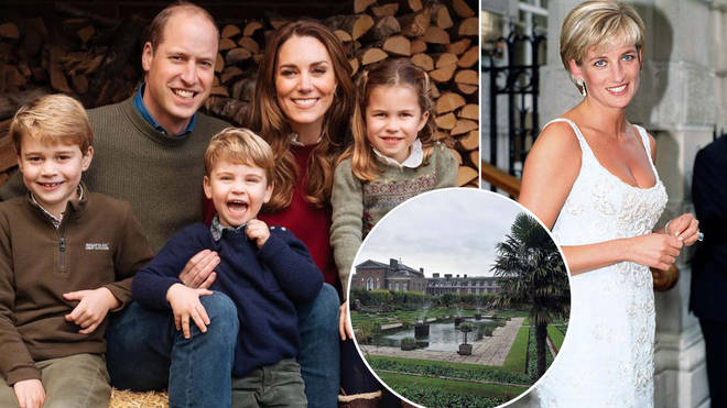 Kate and William's children will get their own private viewing of the new statue