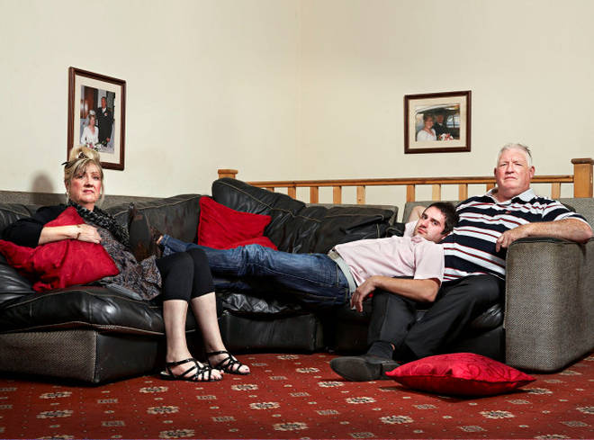Pete joined Gogglebox in 2013