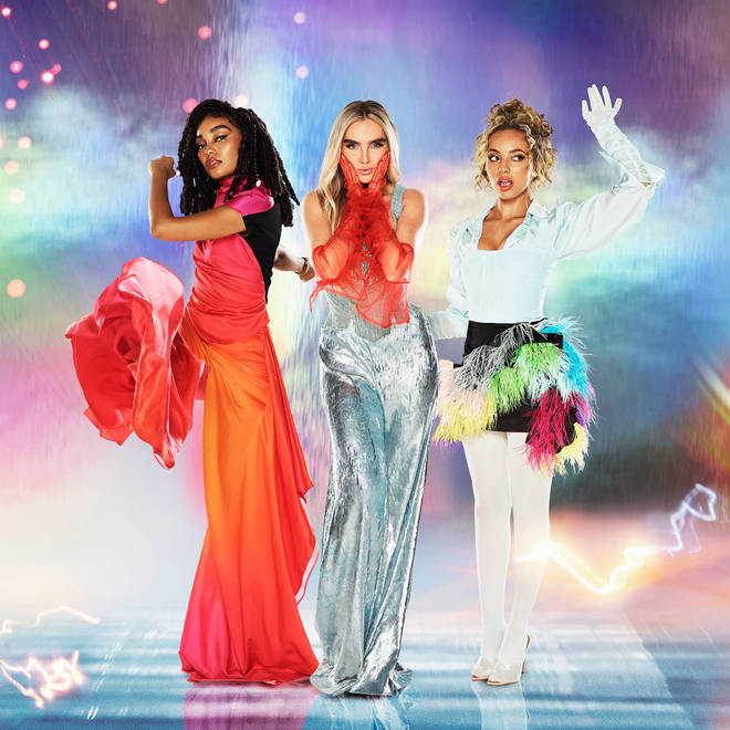 Little Mix are touring their new Confetti album in 2022, don't miss out
