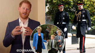 Prince Harry has given a nod to his brother