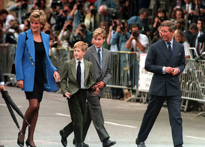 Prince Harry and William will commemorate their mother this Thursday