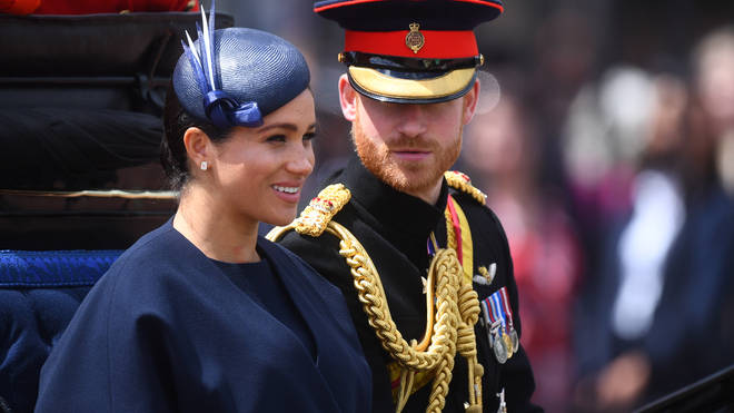 Meghan Markle has stayed in California