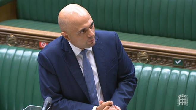 Sajid Javid is the new Health Secretary