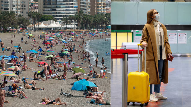 European holiday hotspots have got strict new travel rules