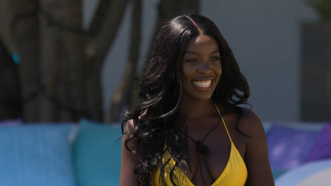 How old is Love Island's Kaz?