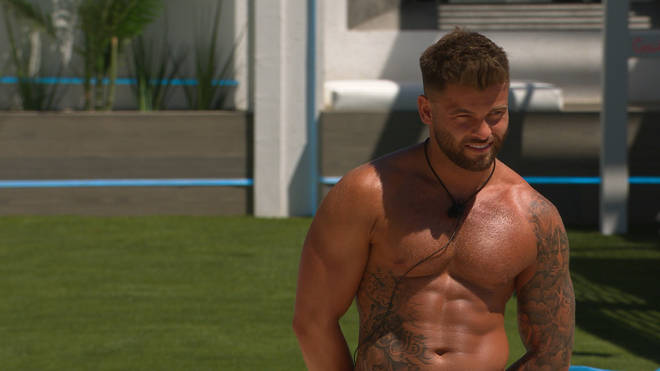 How old is Love Island's Jake?