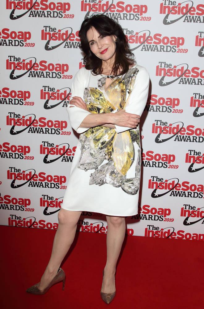 Sally Dexter stars as Faith Dingle in Emmerdale