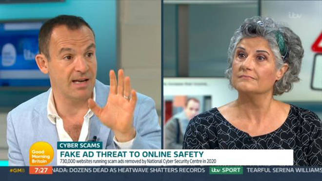 Martin Lewis was in a 'cold fury' after hearing Theresa's story
