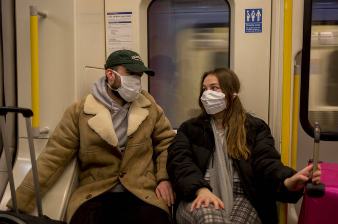 People will be able to decide whether they want to wear face coverings on public transport