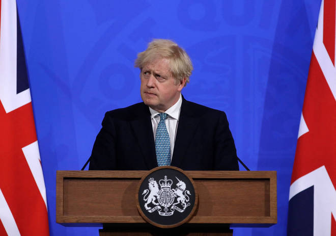 Boris Johnson is believed to be keen to ditch as many social distancing rules as possible