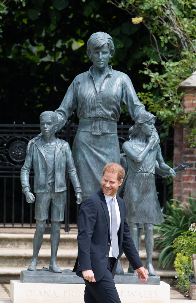 The statue is four years in the making for the brothers, who started the project in 2017