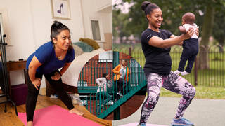 We've got some great ideas for getting more active at home