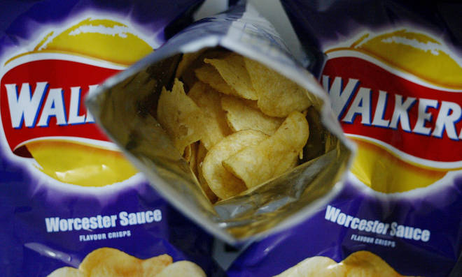 Walkers are one of the UK's biggest snack manufacturers