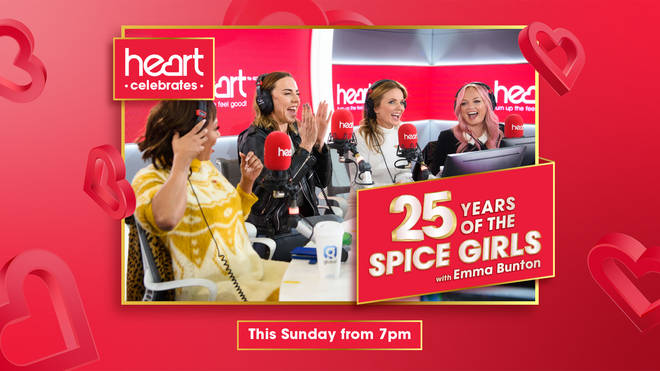 Heart Celebrates: 25 Years of The Spice Girls with Emma Bunton