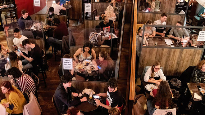 QR codes could be ditched in pubs and restaurants