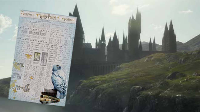 This Harry Potter advent calendar is a must have for Hogwarts wannabes