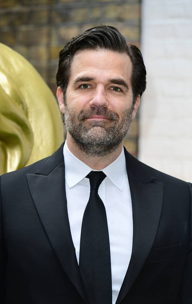 Rob Delaney is the Sexy Beasts narrator