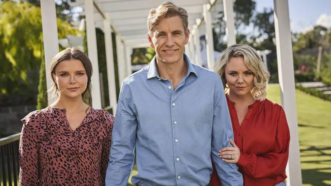 Lie With Me was filmed in Australia