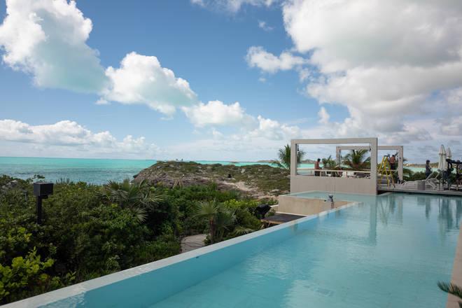 The villa is absolutely stunning