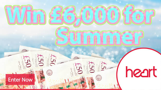 Win £6,000 cash with our brilliant competition