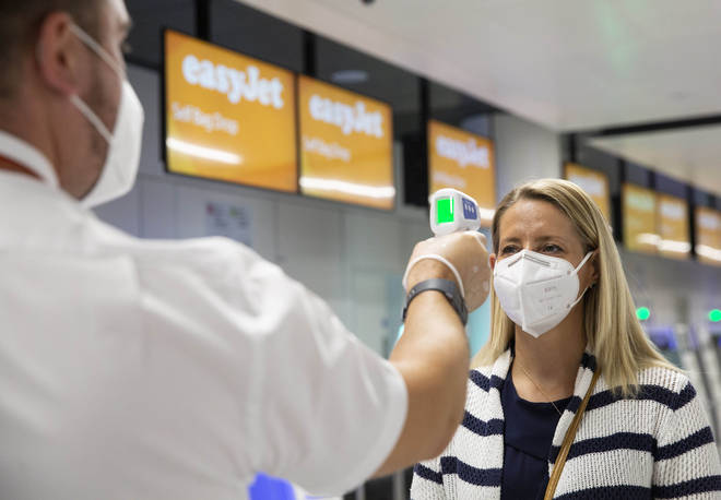 EasyJet have confirmed their mask guidance will remain in place