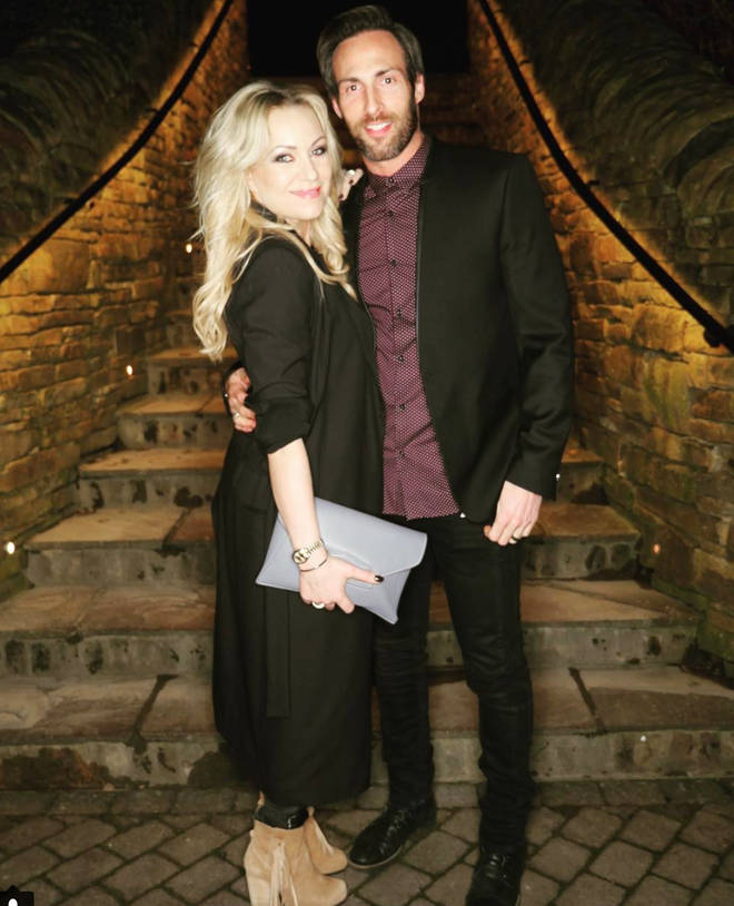 Rita Simons has been married to husband Theo since 2006
