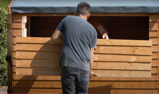 This is a simple DIY job, but you might need a hand