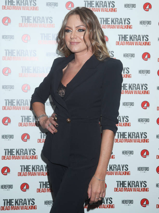 Rita Simons is best known for her role in EastEnders