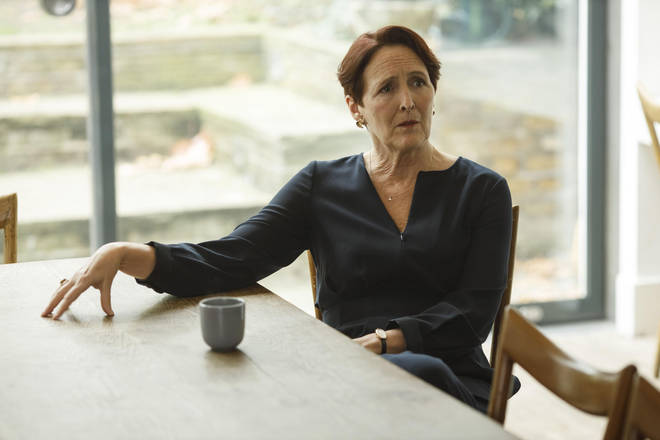Fiona Shaw starred in Killing Eve