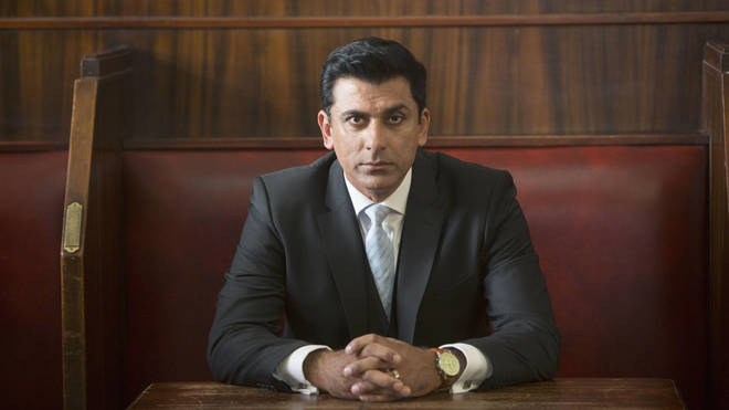 Ace Bhatti is playing Nadeem in Baptiste
