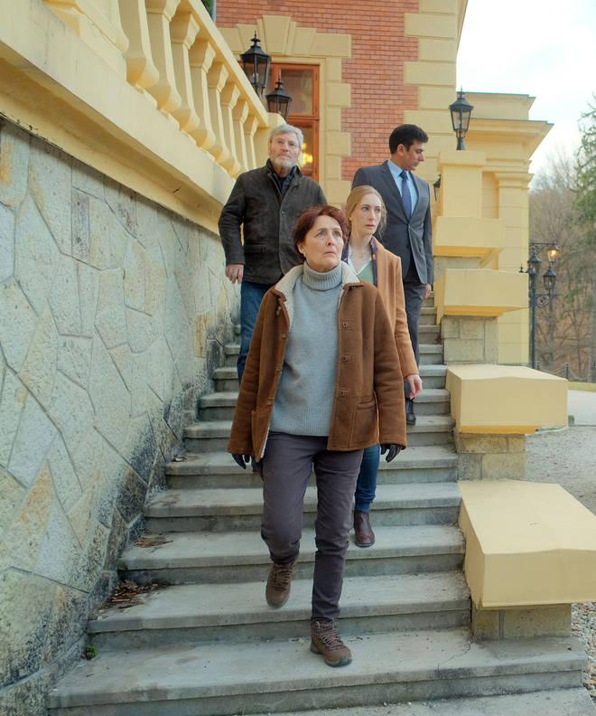 Baptiste was mostly filmed in Budapest
