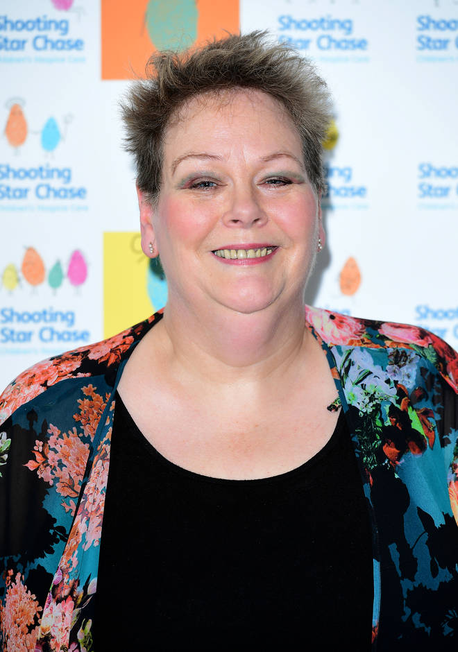 Anne Hegerty was diagnosed with autism at 46