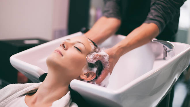 Hairdressers, barbers and beauticians are set to get training to spot the signs of domestic abuse
