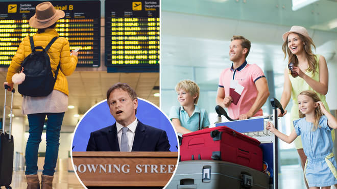 Grant Shapps announced in the House of Commons today the new guidelines on travel to amber-list countries