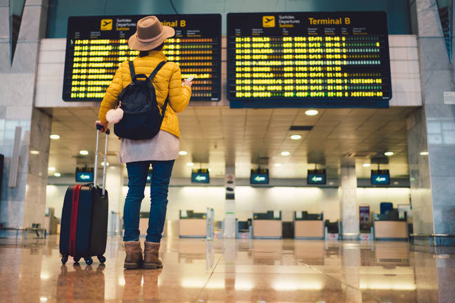 Brits travelling to amber list countries will have to have PCR tests prior to both journeys