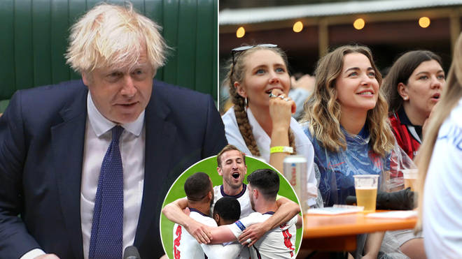 Boris Johnson could approve a Bank Holiday next month