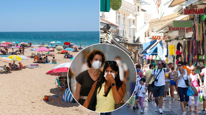 All the travel rules for holiday hotspots this summer