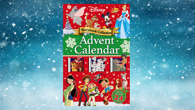 Disney's Storybook advent calendar contains all your kids' favourite characters